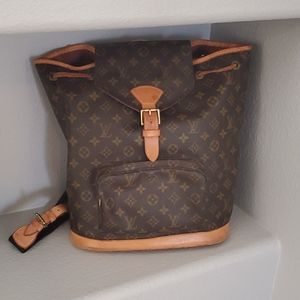 Vintage Louis Vuitton Backpack